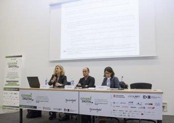 Govern Digital 2017 ponencia de la Generalitat en el TEEC