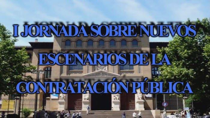 Los nuevos escenarios de la contratación pública, a debate en Zaragoza