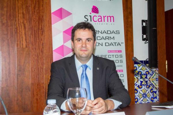 SICARM 2014 Antonio Garcia de la Universidad de Salamanca