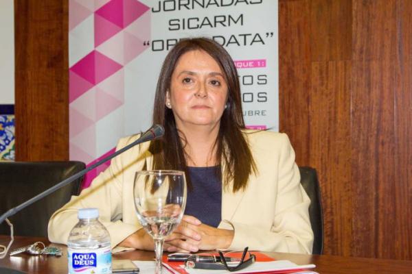 ICARM 2014 María  Fuensanta de la Universidad de Murcia