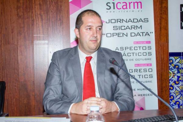 SICARM 2014 - Rubén Martínez de la Universidad de Alicante
