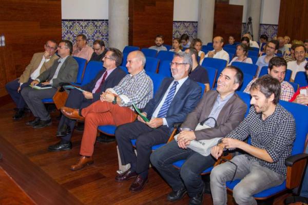 SICARM 2014 La audencia