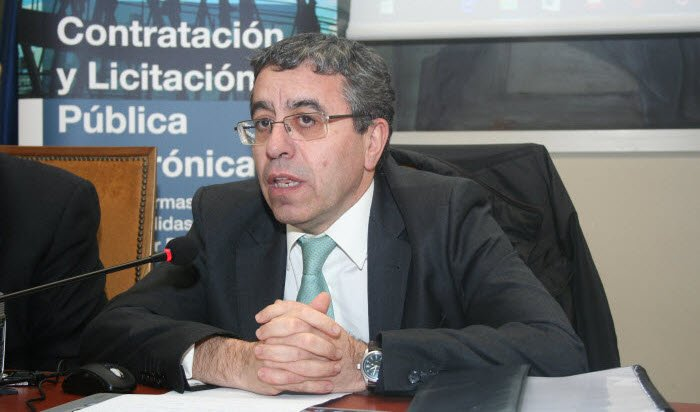 SOCINFO 2017 -. Juan Antonio Martínez Menéndez - Director General de Patrimonio