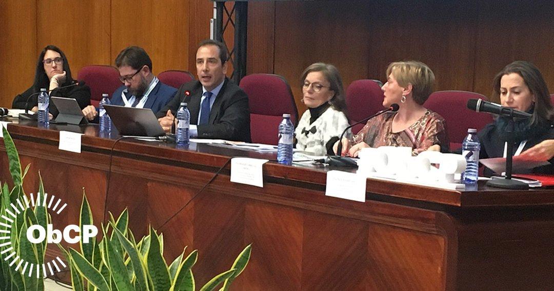 """""""I Congreso Observatorio Contratación Pública"""" Mesa redonda: Gobierno Digital y Contratación Pública"""