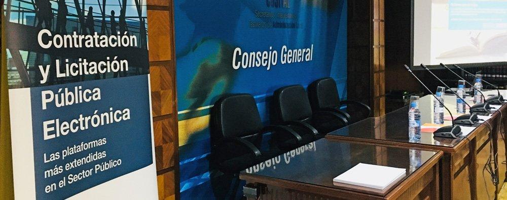 """El 11 de Diciembre Pixelware patrocina el taller """"La Nueva Ley de Contratos del Sector Público""""."""